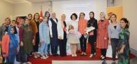 Belenli kadınlara Meme Kanseri Bilinçlendirme semineri