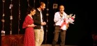 'Bir Kadın Uyanıyor' Antakya'da Sahnelendi