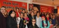 CHP 8 Mart Kadınlar Gününü Kutladı!