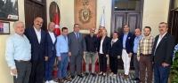 CHP Meclis Üyelerinden İGC Yönetimine Ziyaret