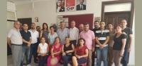 Eczacı Teknisyenleri CHP'yi Ziyaret Etti!