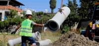 Eski Atık Su Hatları Rezive Ediliyor