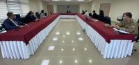 Eşzamanlı Kadına Şiddet ve Elektronik Kelepçe Bilgilendirme Toplantısı