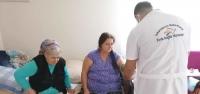 'Evde Sağlık Hizmetleri Devam Ediyor'