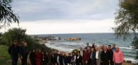 Gazeteciler Kıbrıs'a Çıkarma Yaptı