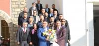 Gazetecilerden Kaymakam Soytürk'e Ziyaret!