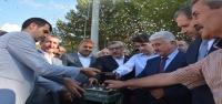 Gazi Abdurrahman Paşa Camii'nin Temelleri, Belen'de Dualarla Atıldı