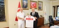 Gedik Paşa Başkan Tosyalı 'yı Ziyaret Etti
