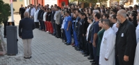 Gelişim Hastanesi Ata'yı Törenle Andı!