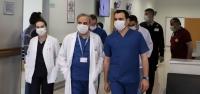 Hatay Devlet Hastanesi'ne Sıkı Denetim