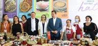 Hatay Gastronomisi İstanbul'da Görücüye Çıktı