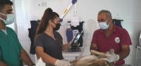 HBB Barınağına Yeni Tıbbi Cihazlar