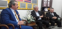 HBB Başkan Aday Adayı Yeloğlu'ndan İGC'ye Ziyaret