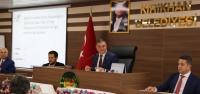 HBB Kasım Ayı Meclis Toplantısı Birinci Birleşimi Yapıldı