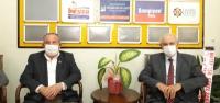 İGC, Ortodoks Kilisesi Vakfı Yönetimini Ağırladı