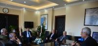 İGEV Yönetiminden Başkan Güven'e Ziyaret