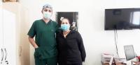İki Aşamalı Ameliyatla Hayata Tutundu