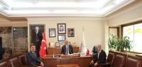 İSDEMİR'den Seyfi Başkan'a Ziyaret