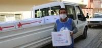 İskenderun Belediyesi Gıda Yardımlarını Sürdürüyor