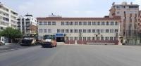 İskenderun Belediyesi'nden Okul Bahçelerine Asfalt Desteği
