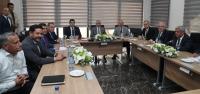 İskenderun II. OSB Toplantısı Yapıldı