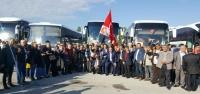İskenderun Teşkilatı AK Parti Kongresine Tam Kadro Katıldı!