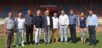 İskenderun yeni bir şehir stadyumu için Cumhurbaşkanına gidecek