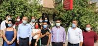 İskenderun'da Aşı Seferbeliği Devam Ediyor