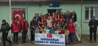 İskenderun'da 'Sosyal Medyadan Sosyal Meydana' Projesi