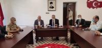İskenderun'da Spor Güvenliği Toplantısı
