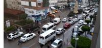 İskenderun'da Trafik Sorunu Kafaları Karıştırıyor