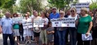 İskenderunlu Kadınlar 'Kadına Şiddete Hayır ' dedi