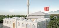 İSTE'ye Hacı Mehmet Karatoyuk Camii