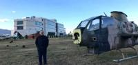 İSTE'ye TSK'dan Helikopter