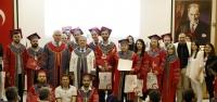 İSTE'yenler Diplomalarını Aldı!