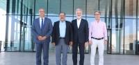 İTSO Başkanı Yılmaz'dan HADO Tesislerine Ziyaret