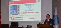 İTSO Meclisinde İSTE Teknopark'ın önemine dikkat çekti