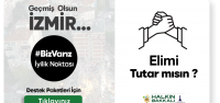 İzmir'de Dayanışma Ruhu Ön Planda