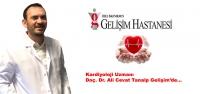 Kardiyoloji Uzmanı Doç. Dr. Ali Cevat Tanalp Gelişim'de