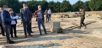 Kaymakam Sarı, Arsuz'un Tarihine Işık Tutuyor