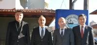 Kaymakamlardan Başkan Culha'ya Ziyaret