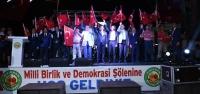 Kırıkhan'da Milli Birlik ve Demokrasi Şöleni!