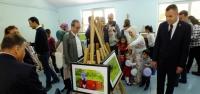 Köy Okulunda 23 Nisan Şenliği