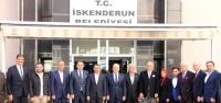 Mahmut Kaçar'dan Başkan Tosyalı'ya Ziyaret