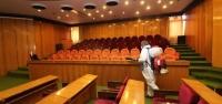 Meclis Salonu Dezenfekte Edildi