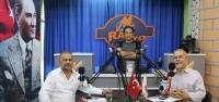 Mega Radyo'da Fizik Tedavi Konuşuldu