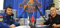 Mega Radyo'da 'Trafik ve İnsan' Konuşuldu