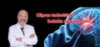 Migren Tedavisinde Botoks Uygulaması