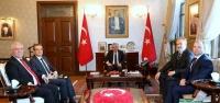Moldova Büyükelçisi Bolboceanu Hatay'da
