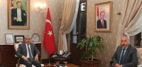 Müdür Balcı'dan Vali Doğan'a Nezaket Ziyareti